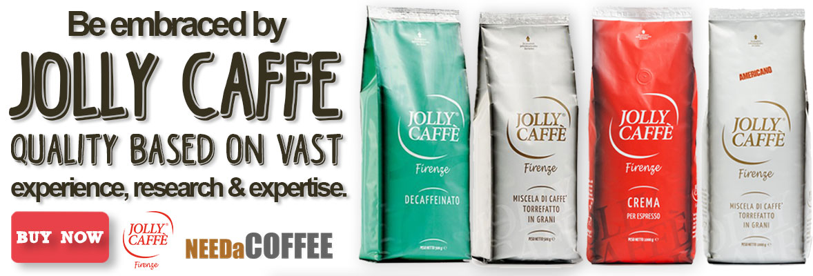 Needa Jolly Caffe Banner - Office Supplies Online