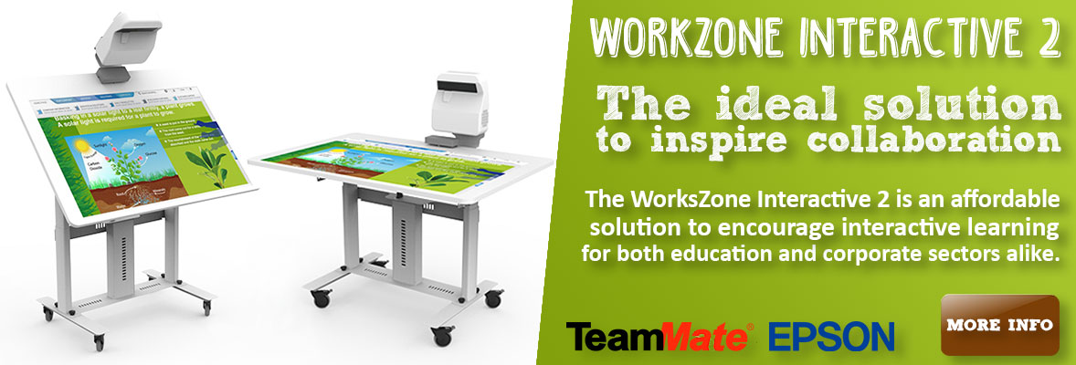 Workzone Interactive 2 Interactive Table