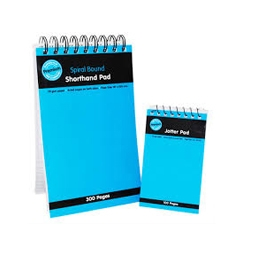Shorthand Pads