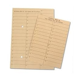 Internal Envelopes
