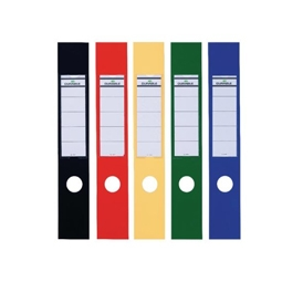 File Spine Labels