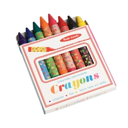 Wax Pencils & Crayons