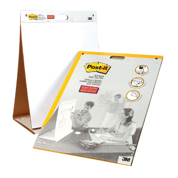 3M Table Top Easel Post-It Pad 563