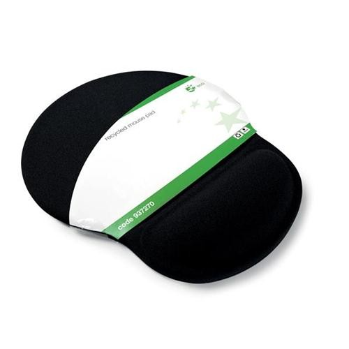 5 Star Eco Mouse Pad Recycled Black