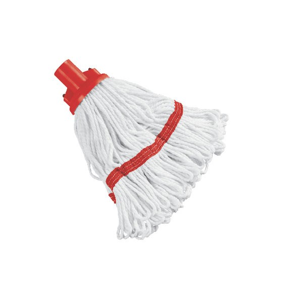 Contico Mop With Red Hygiene Socket SM200RD