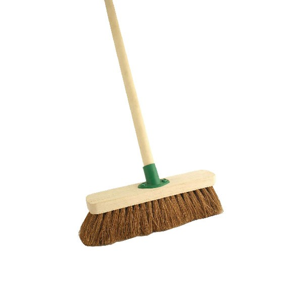 Bentley 12 Inch Coco Nroom With Handle - Brooms & Brushes