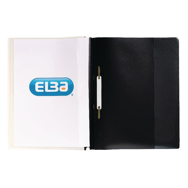 Elba Pocket Report File A4  (Pack Of 25)