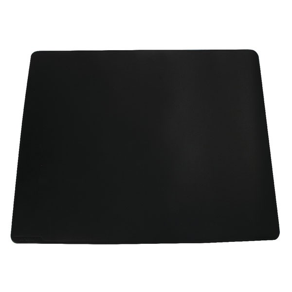 Durable Black Desk Mat 500x700mm 7103/01