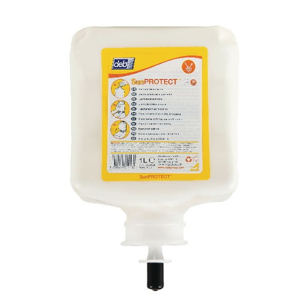 Deb 1L Cartridge Of Sun Protection SUN1L