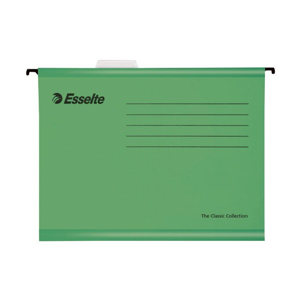 Esselte Pendaflex Green Economy A4 Suspension Files 90318 - A4 Suspension & Lateral Files