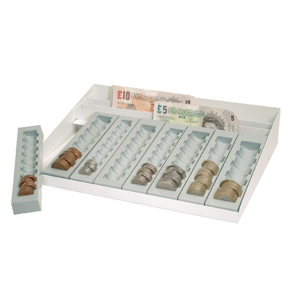 Helix Coin and Banknote Counter Tray CC1020