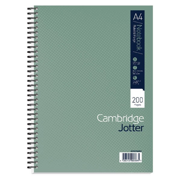 Cambridge 200 Page A4 Business Notebook 100082373