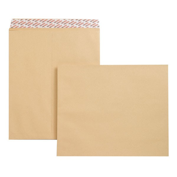 New Guardian Peel And Seal Heavyweight Pocket Envelopes 444x368 130gsm - Non-Standard Envelopes