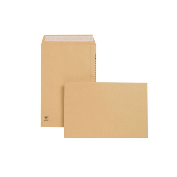 New Guardian Manilla Peel And Seal Envelopes 381x254mm - Non-Standard Envelopes