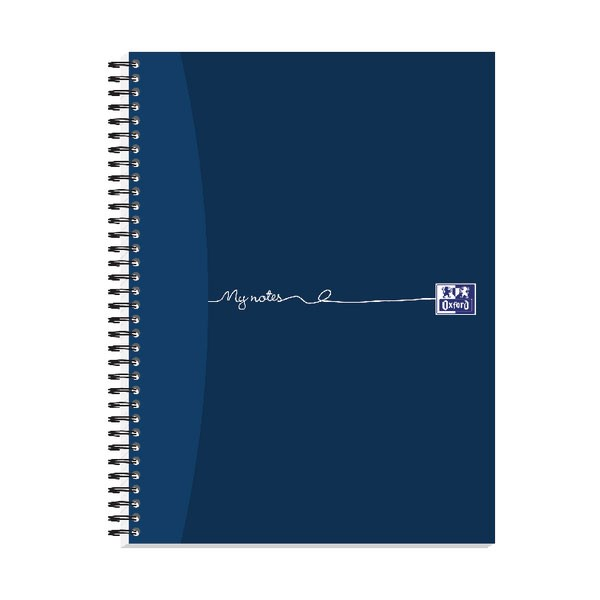Cambridge Executive Ruled Feint And Margin 4-Hole Punched A4+ Wirebound Notebook 320PP 100080518