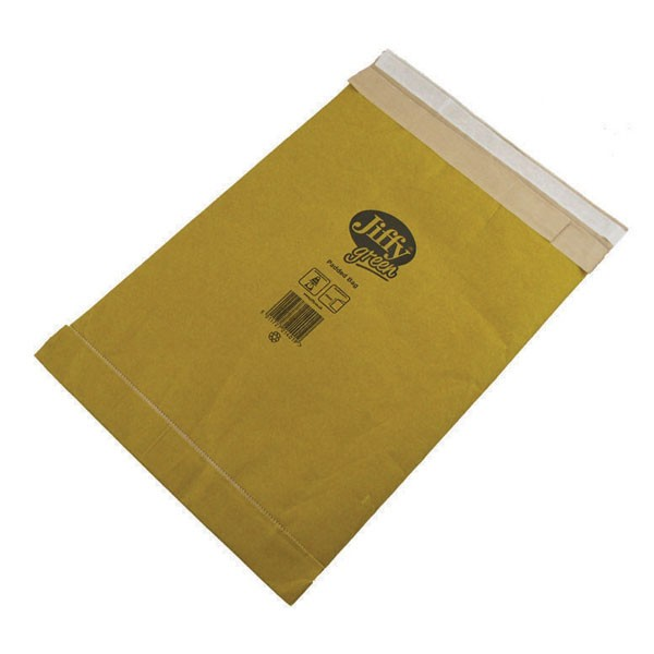 Jiffy Padded Bag 165x280mm Size 1 PB1 - Padded Envelopes Ireland