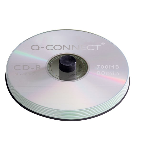 Q-Connect CD-R 700Mb/80 Minutes Spindle KF00421