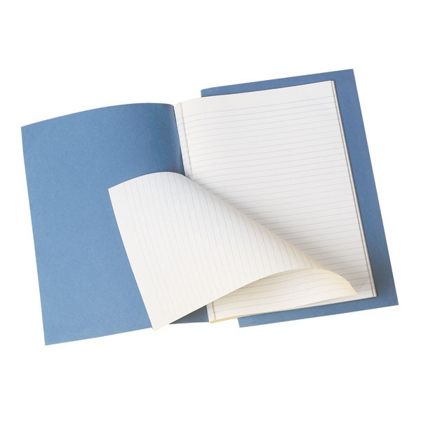 Q-Connect A4 Ruled Feint Counsels Notebooks KF01390 - Legal Pads