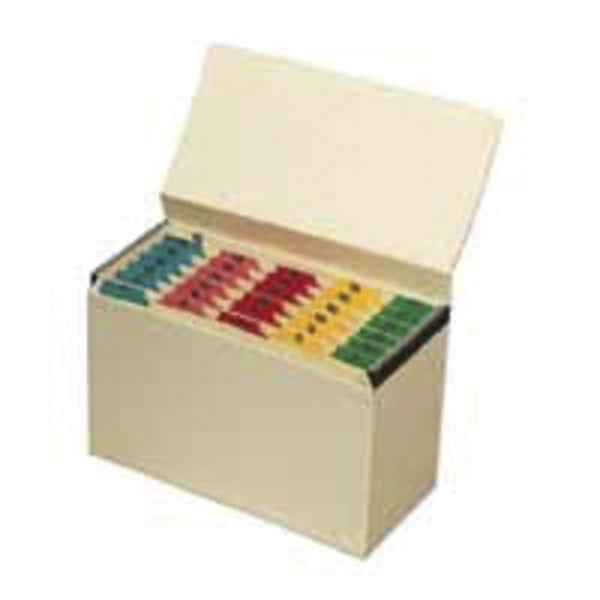 File Filing Storage Home Office Q-Connect Expanding File A-Z Foolscap Manilla