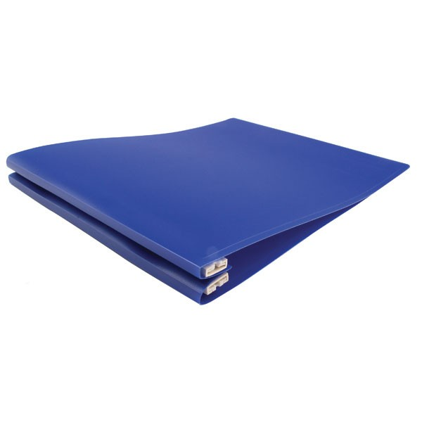 Q-Connect Blue Print-Out Binders 260x305mm KF11018 - Printout Binders