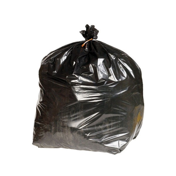 Extra Heavy Duty Black Refuse Sacks - Bin Bags