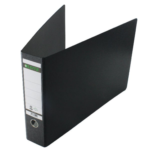 Leitz Black Oblong A3 Board Lever Arch Files 31068-95 - A3 Lever Arch Files Folders