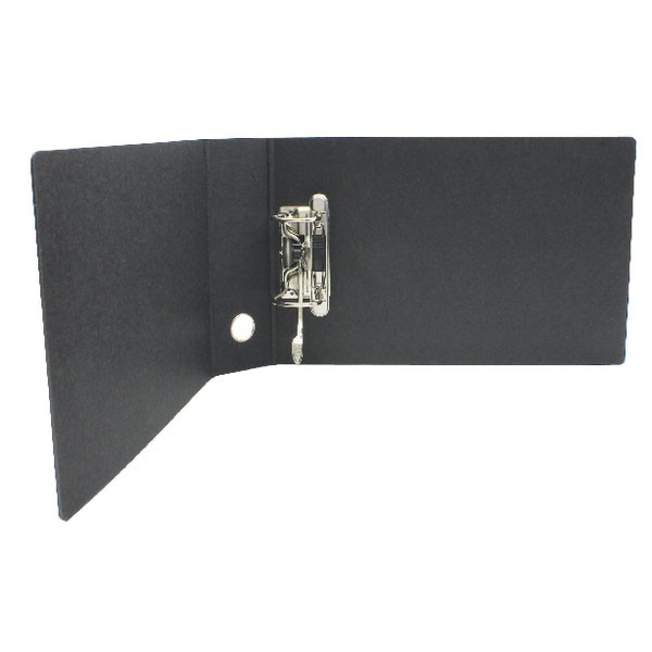 Leitz Black A5 Oblong Board Lever Arch Files 31071-95 - A5 Lever Arch Files Folders
