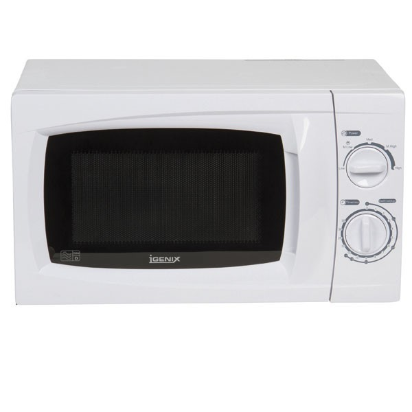 Manual Control Microwave White FCLMW10W/H - Office Microwave