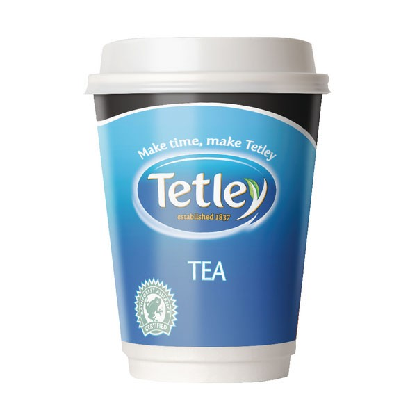 Nescafe and Go Tetley Tea (Pack of 16) 12367999