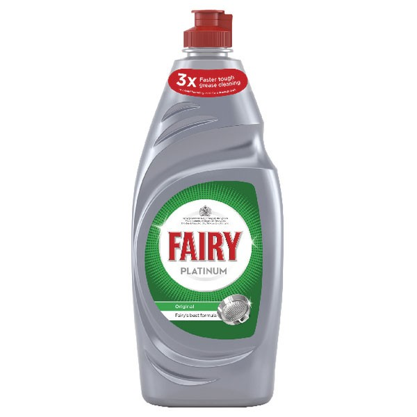 Fairy Original 650ml Hand Dish Wash 5413149607743 - Dishwashing Supplies