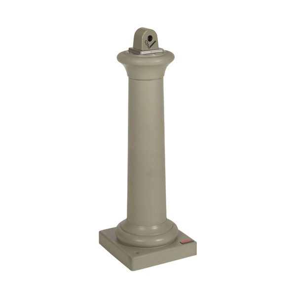 Easy Empty Ash Stand 12.6 Litre Sandstone 351126