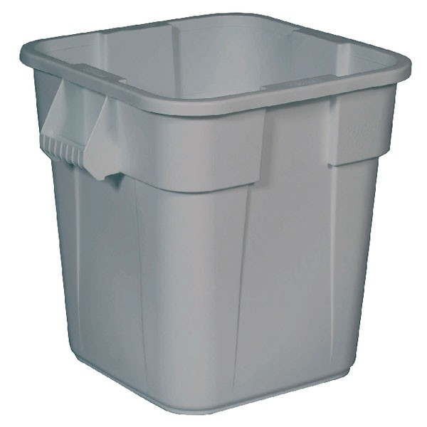 Square Brute Container 106L Grey 382210