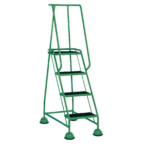 VFM 4-Tread Green Step 385140 - 4 Step Ladder