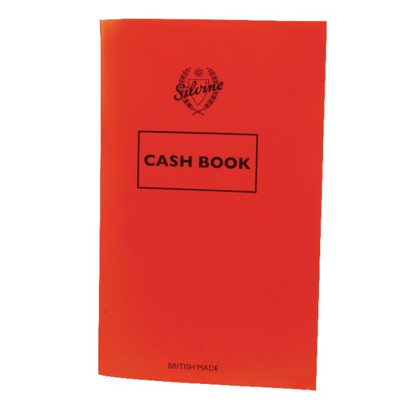 Silvine 36 Leaf Memo Book 159 x 95mm 042C CASH