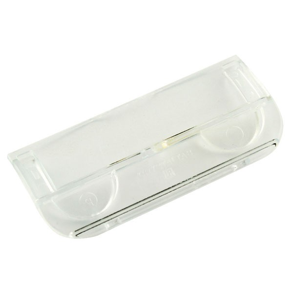 Twinlock Clear Crystal Tabs 78020 - Filing Accessories