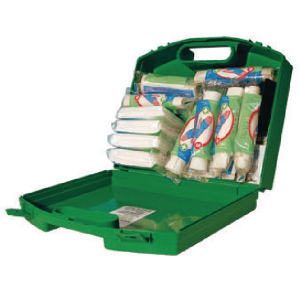 Wallace Cameron 20 Person Green Box First Aid Kit 1002279 - First Aid Kits