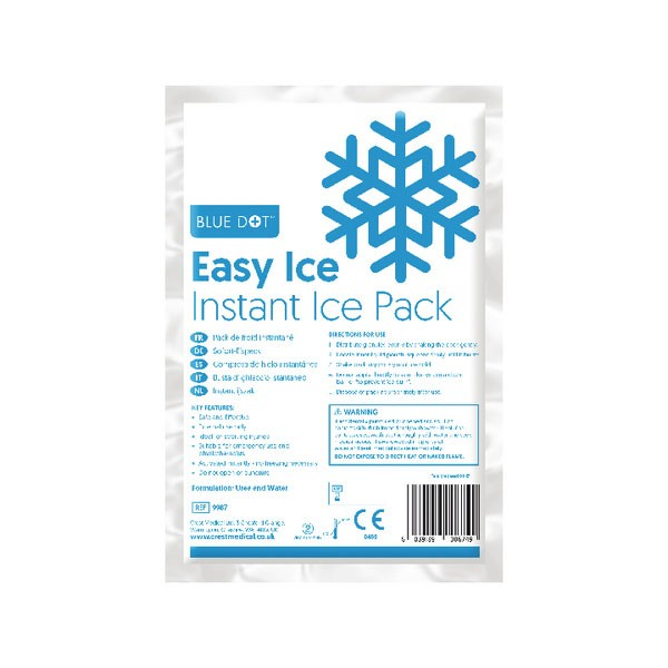 Wallace Cameron Instant Cold Pack 3601013 ICE PACK - First Aid Supplies