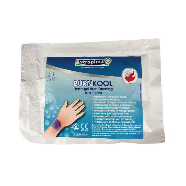 Wallace Cameron Burns Dressing 10 x 10 Pack Of 10 2203029 - Medial Bandages