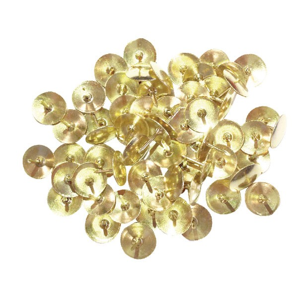 Clipper 9.5mm Drawing Pin Pack Of 100 34231