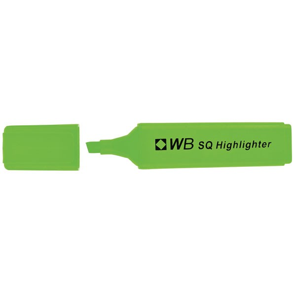 Higlo Green Highlighters WX01113 - Highlighter Pens