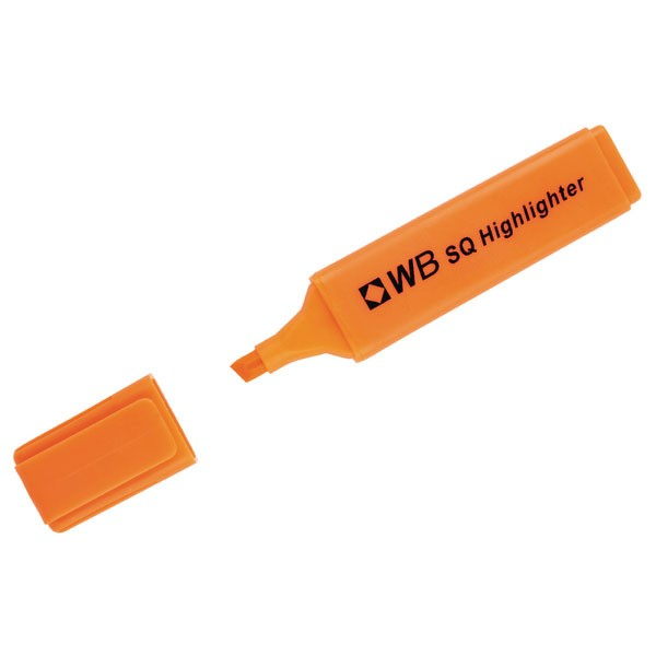Higlo Orange Highlighters WX01115 - Highlighter Pens
