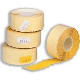 Avery 2-Line Label Permanent White Roll Of 1200 WP1626 - Price Gun Labels