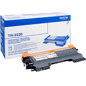 Brother TN-2220 Black Toner Cartridge - Printer Toner