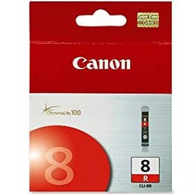 Canon CLI-8 Red Bubblejet Inkjet Cartridge