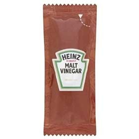 Heinz Malt Vinegar 8Ml Sachets