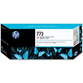 Hewlett Packard No772 Light Magenta Inkjet Cartridge CN631A