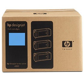 Hewlett Packard NO90 Cyan Inkjet Cartridge C5083A