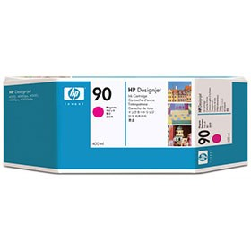 Hewlett Packard NO90 Inkjet Cartridge 400ML Magenta C5063A