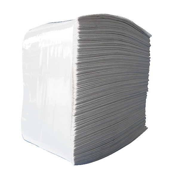 2PLY Quilted Dispenser Napkins made from 100% virgin material and FSC Certified. One Time Use, Pack 250, outer of 24 x 250.