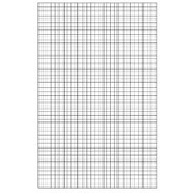 Loose A4 Graph Paper 75gsm 1000 Pages